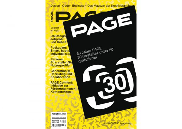 page magazin